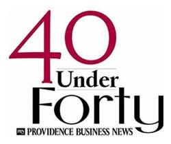 PBN 40 Under Forty award