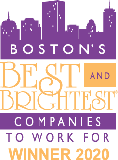Boston's Best and Brightest 2020 Award