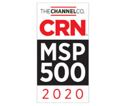 2020 CRN MSP 500 awards