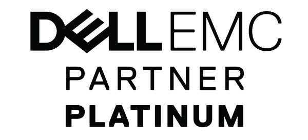 Dell EMC Platinum Partner logo