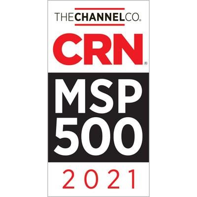 CRN MSP 500 2021 Award