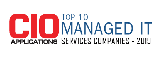 CIO Applications Top 10 Managed IT Services Companies - 2019